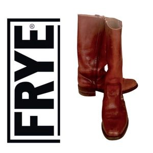 Frye Campus 14L Leather Boots